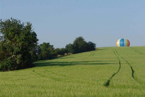 ...Faszination Ballon...