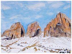 Faszination Berge II - Dolomiten