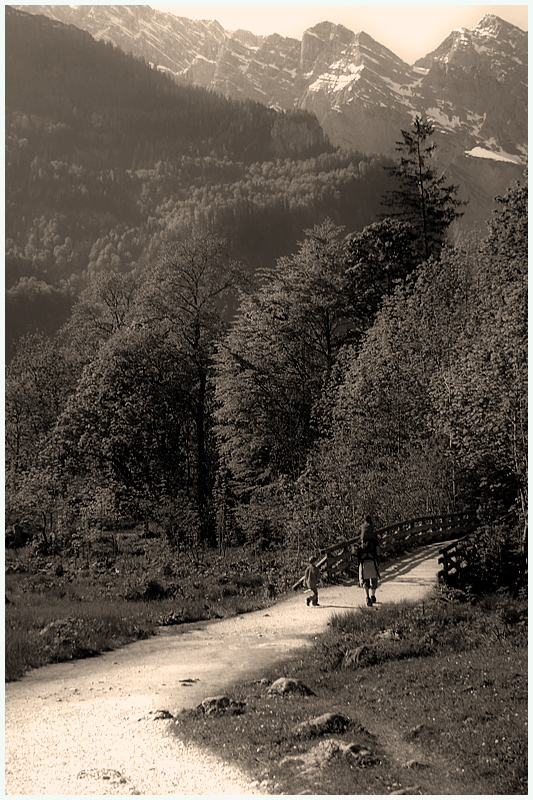 Faszination Bergwandern