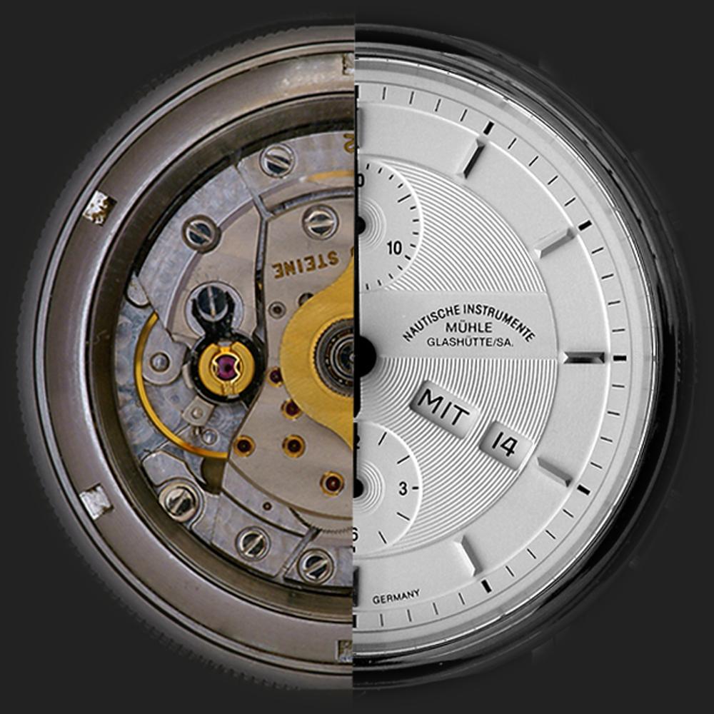 Faszination der mechanischen Uhr :-) 14.01.2009, 19:15 Uhr (-: