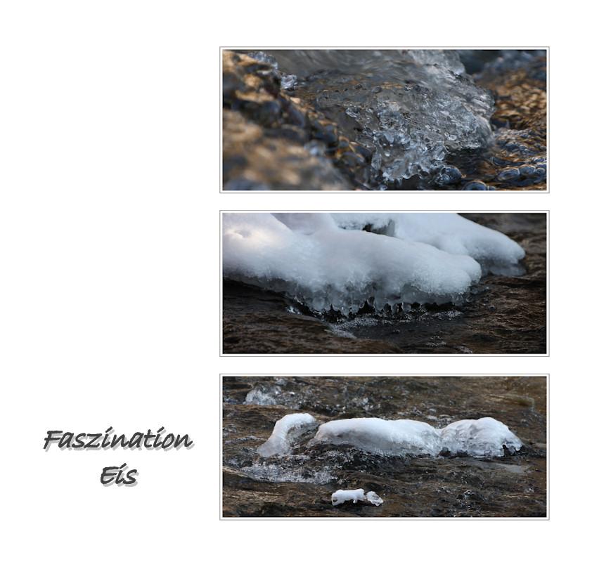 Faszination Eis
