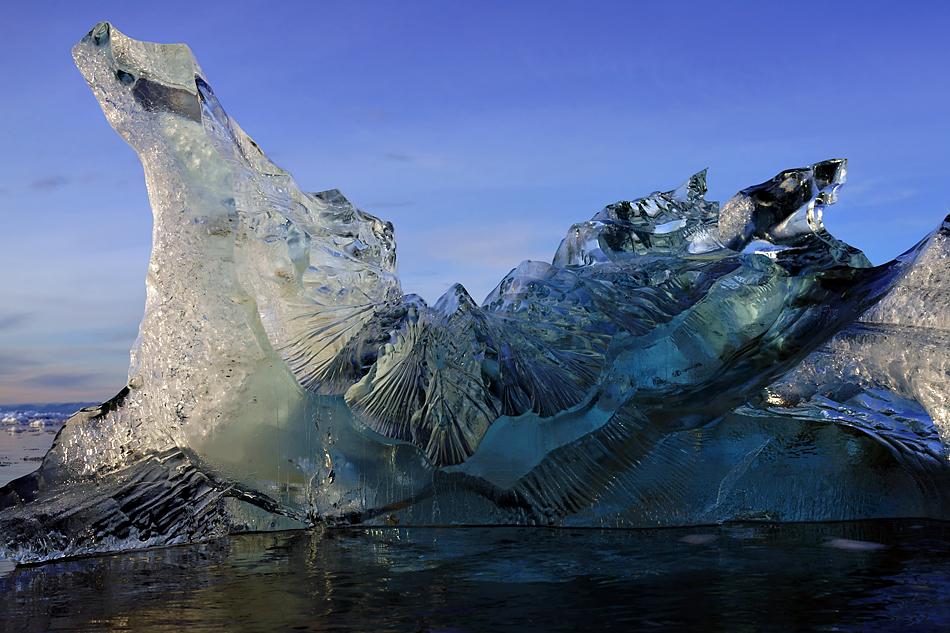 Faszination Eisberge….