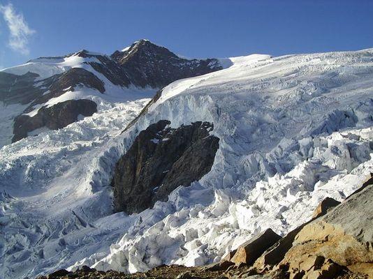 faszination Gletscher (Monte Rosa Gruppe)