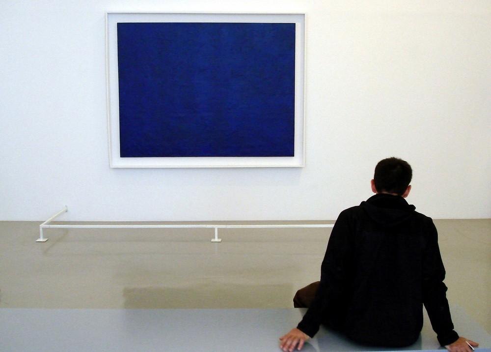 Faszination in Blau