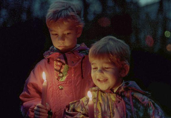 Faszination Kerzenschein