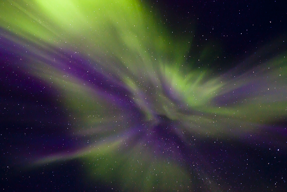 Faszination Nordlicht von Gabi E. Reichert