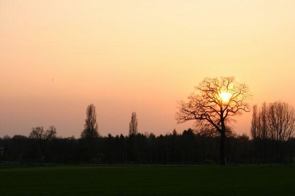 Faszination Sonnenuntergang