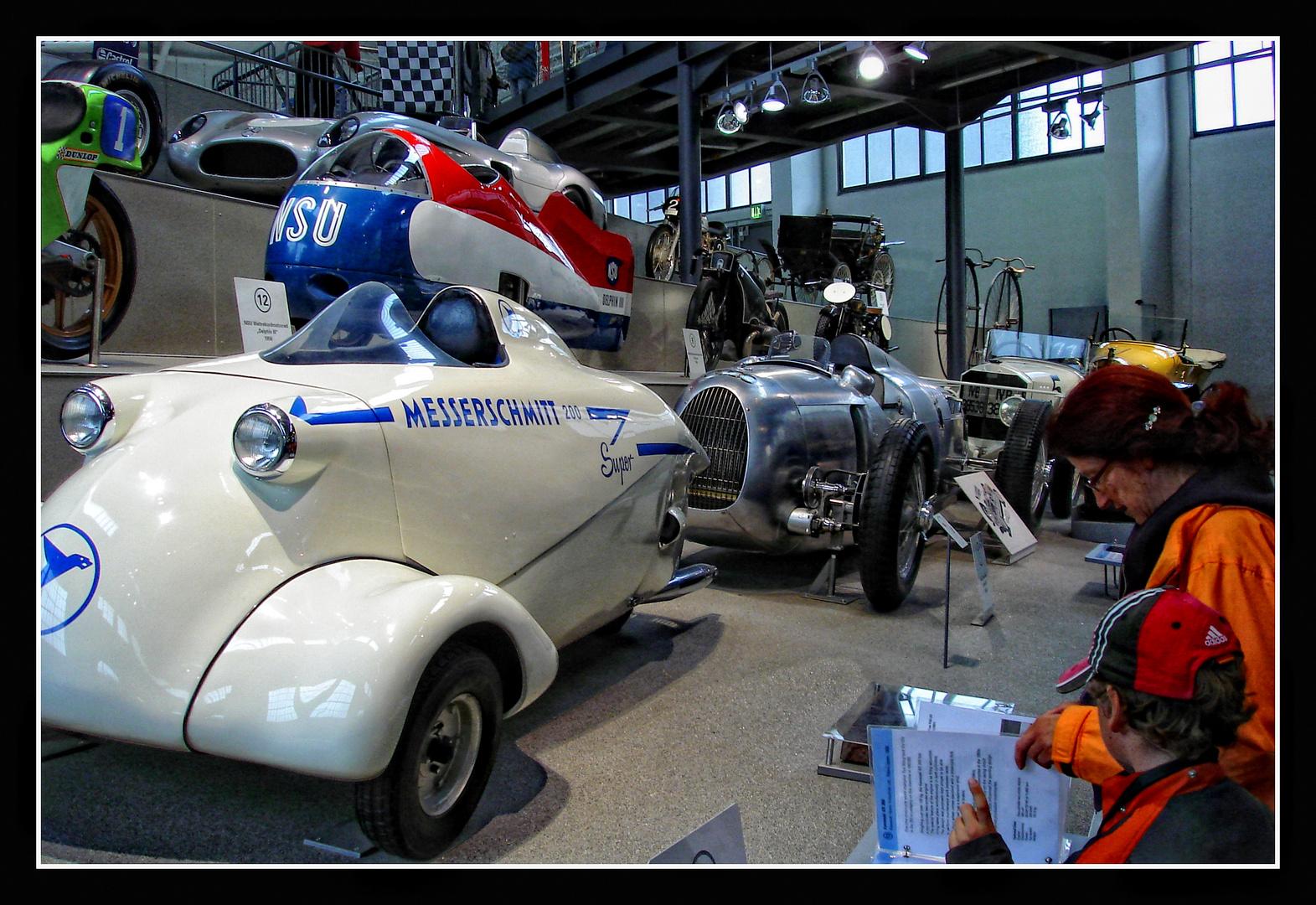 Faszination Technik-Museum