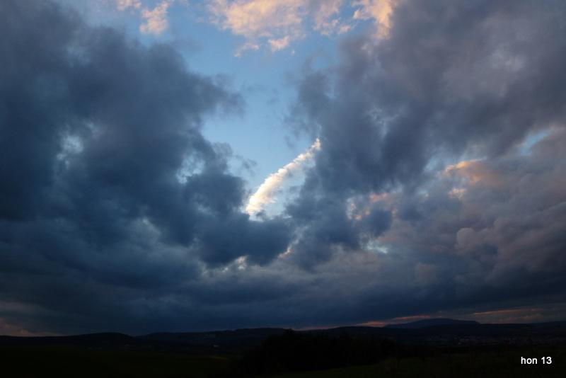 Faszination Wolken 1