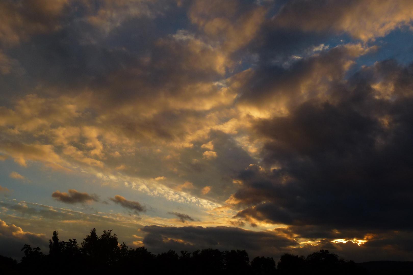 Faszination Wolken 2