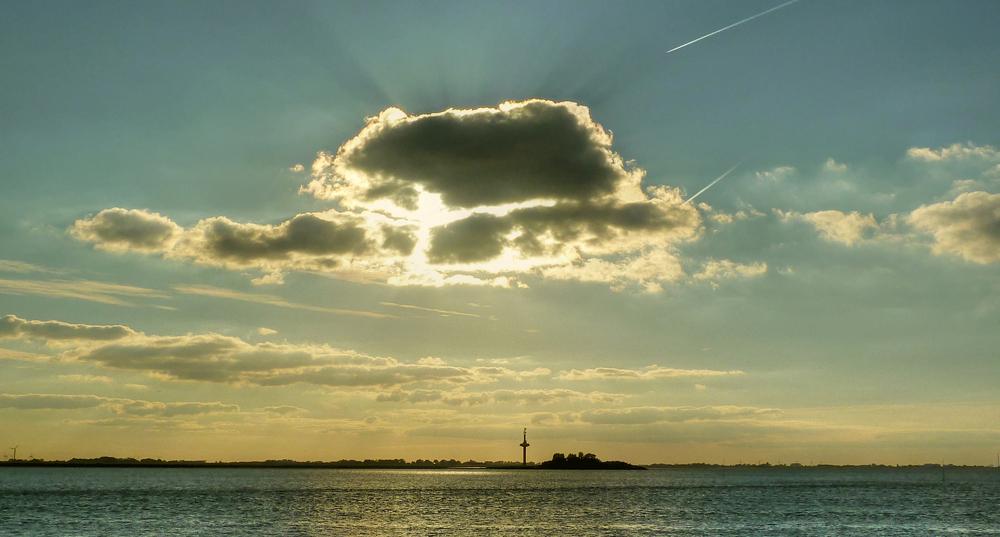 Faszination Wolkenspiel