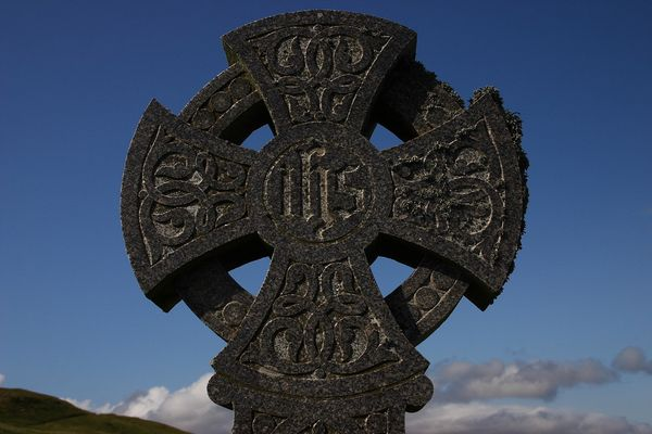 faszinierend diese Kreuze