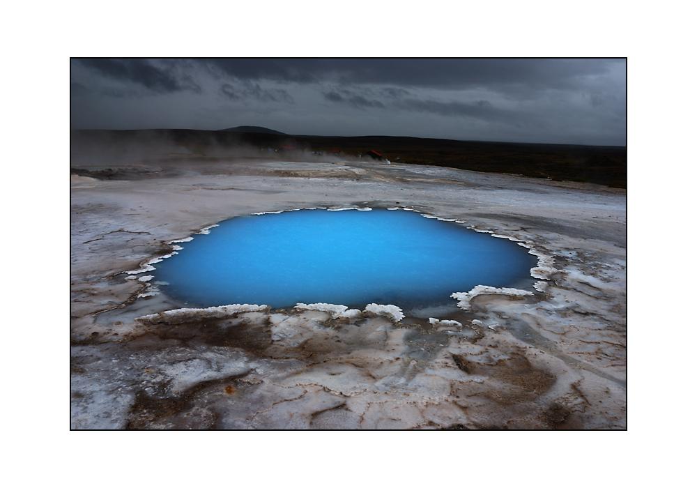 Faszinierendes Blau ...