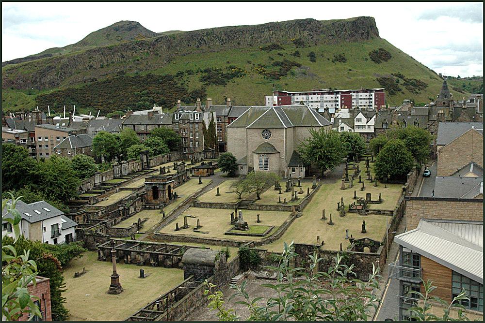 faszinierendes Edinburgh
