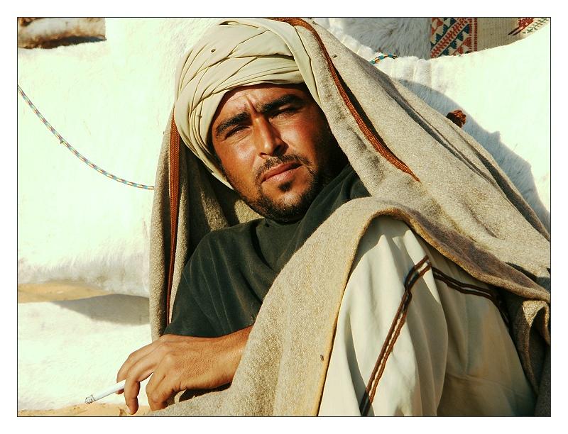 """""""Fathi, der Mann der Wüste"""""""