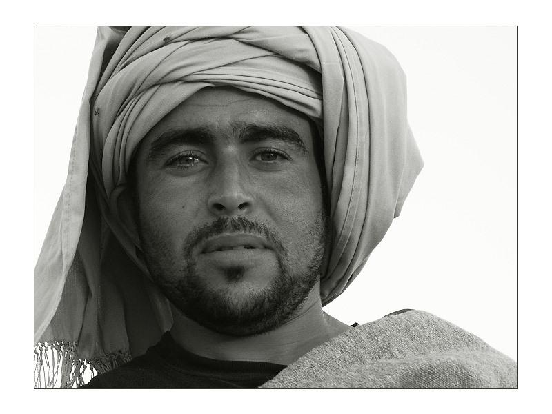 """""""Fathi, der Mann der Wüste II"""""""