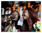Fatou Soumah und Fara Diouf von Mama Afrika