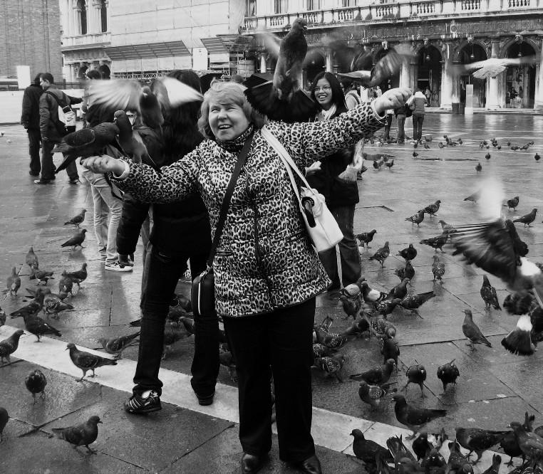 """faudrait pas me prendre pour un """"pigeon"""" !!!"""