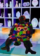 Fauteuil NANA de Niki de Saint-Phalle