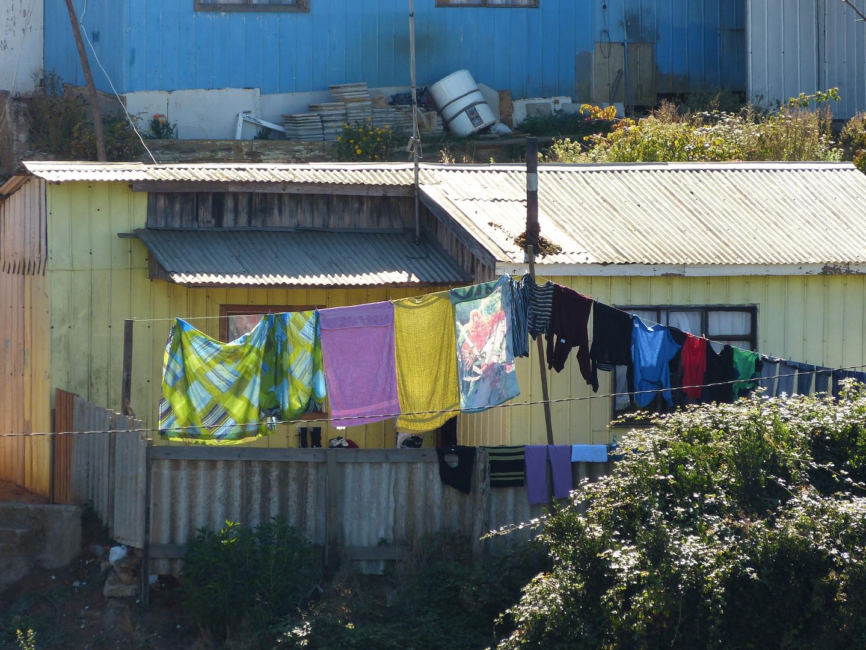 Favela in Talcahuano