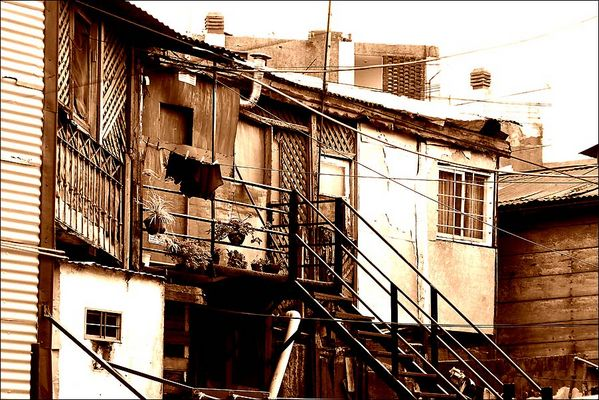 [....Favelas....]