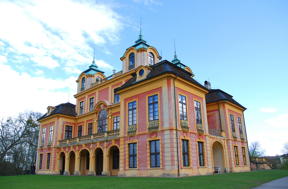 Favorite Schloss in Ludwigsburg