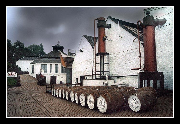 FB 092 Grouse - Whisky - Destillerie # 02