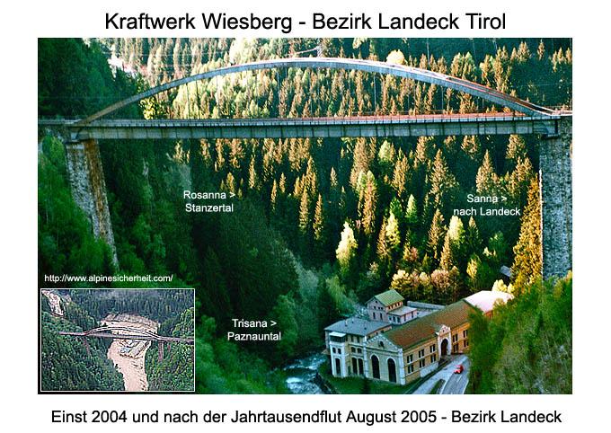 FB 224 Jahrtausendflut August 2005 # 01