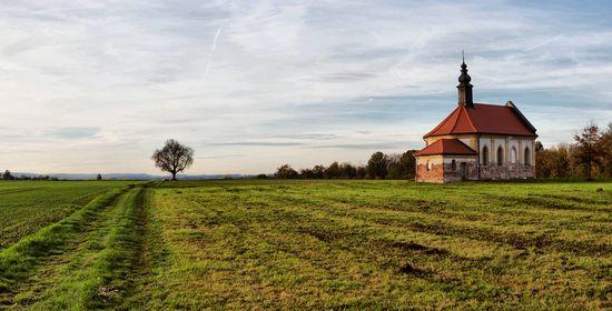 Kapellen, Marterl, Wegkreuze..