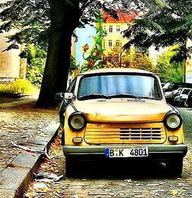 Die DDR und das was übrig ist