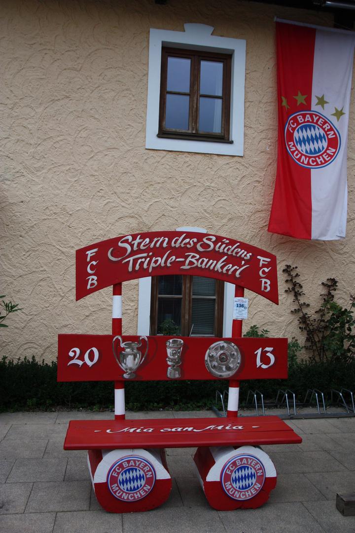 FC Bayern Bankerl die Zweite