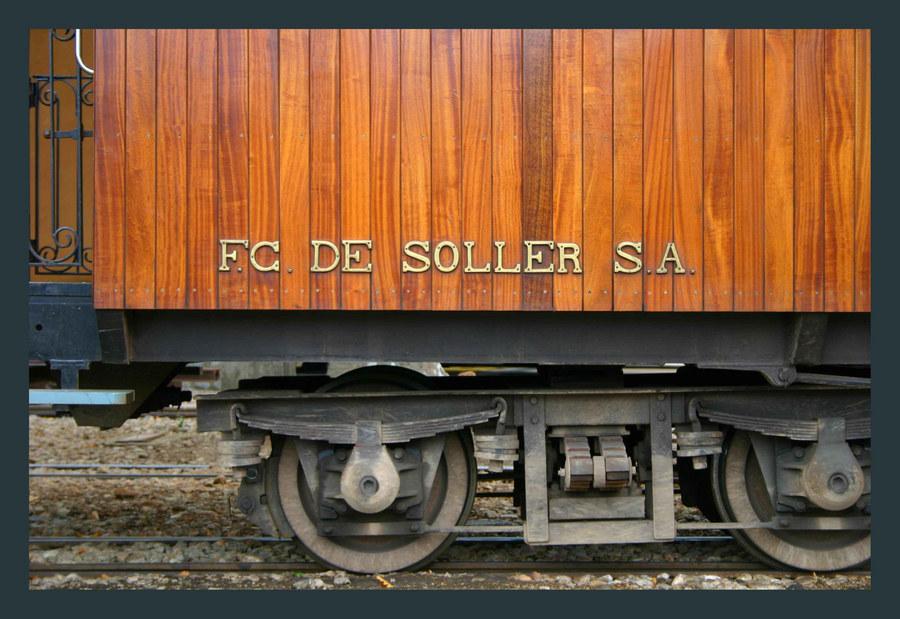 F.C. DE SOLLER S.A.
