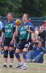 FC Fotograf in Aktion