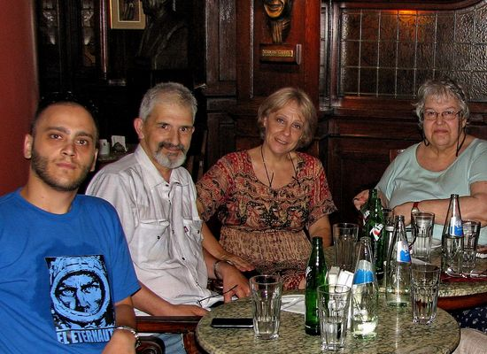 FC Friends in Buenos Aires