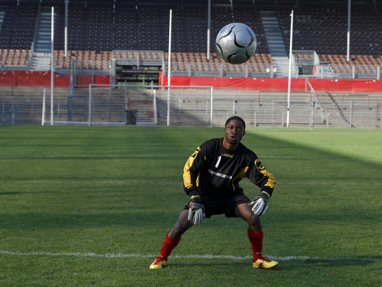 FC Lampedusa gegen AntiRa All Stars