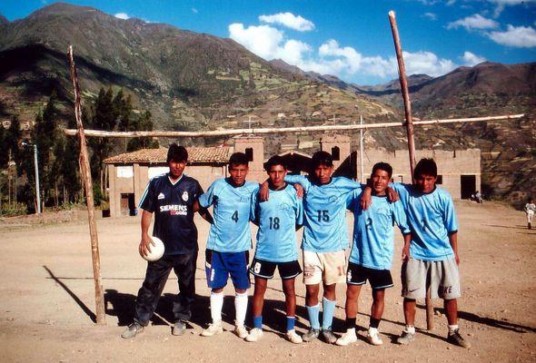 FC Porwenir - Pampas - Peru