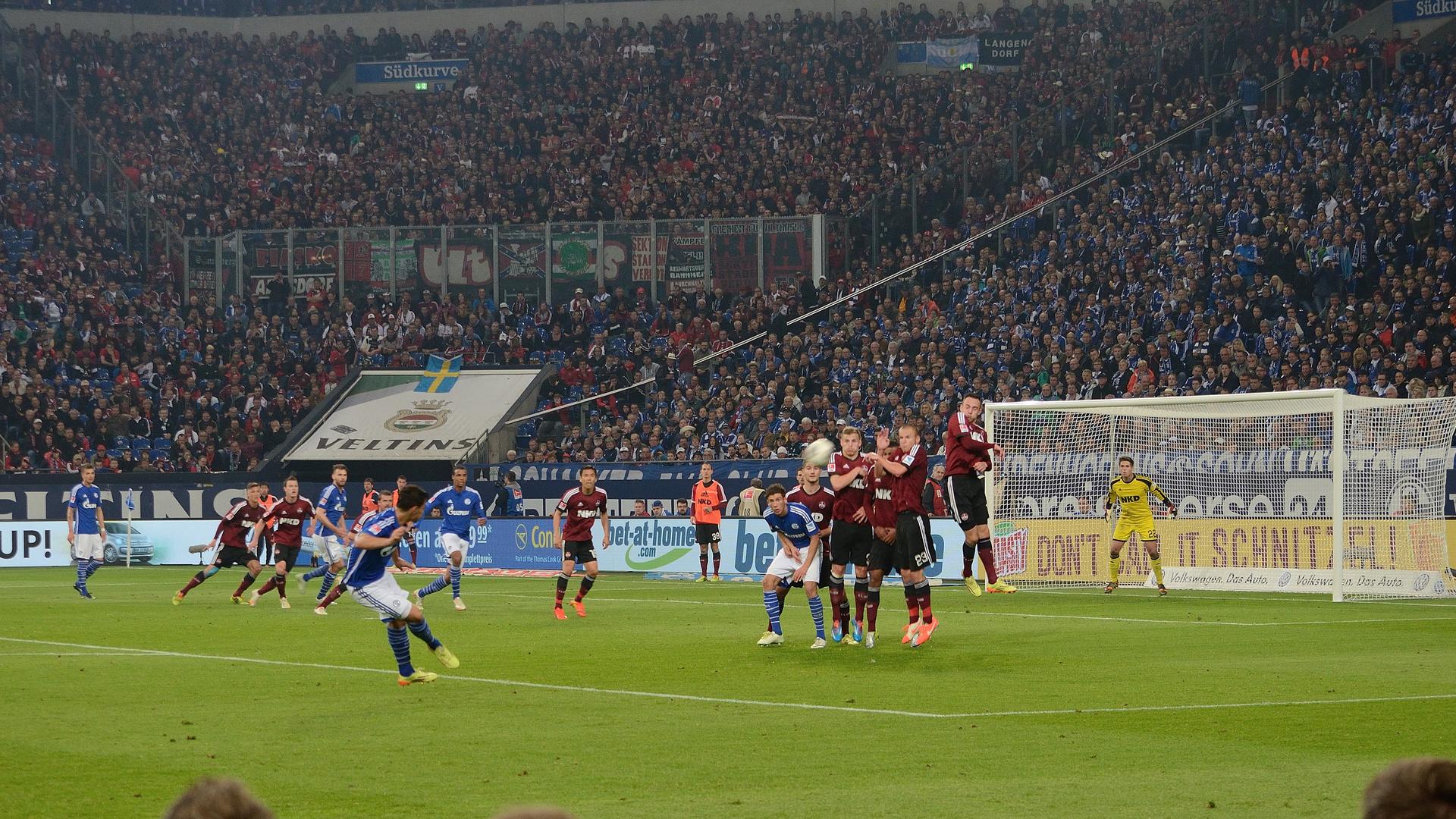FC Schalke 04 -1.FC Nürnberg