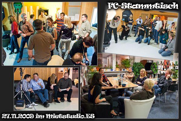 FC-Stammtisch vom 27.11.2009