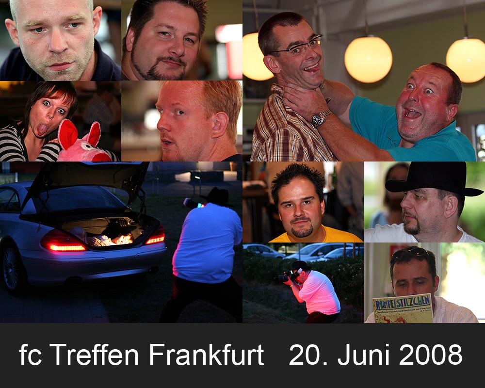 fc Treffen Frankfurt, 20. Juni 2008