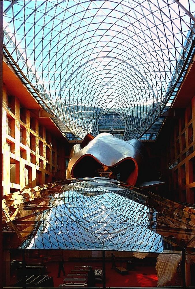 [fc-user:456193] Uwe Thon gewidmet: Gehry inside