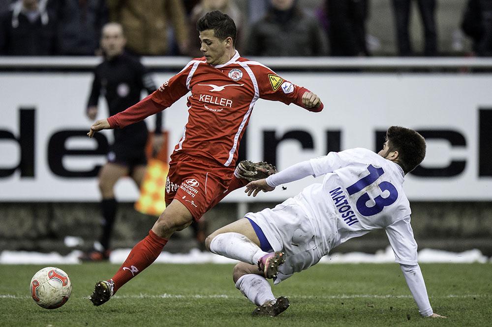FC Winterthur - FC Chiasso