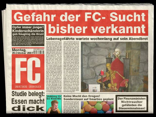 FC- Zeitung