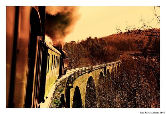 FCL: Ferrovie Calabro Lucane (trenino a vapore)