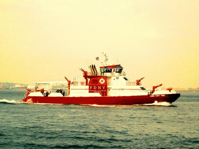 FDNY Boat