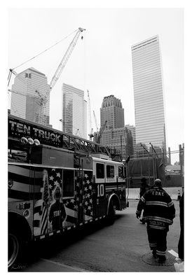 FDNY WTC Ground Zero