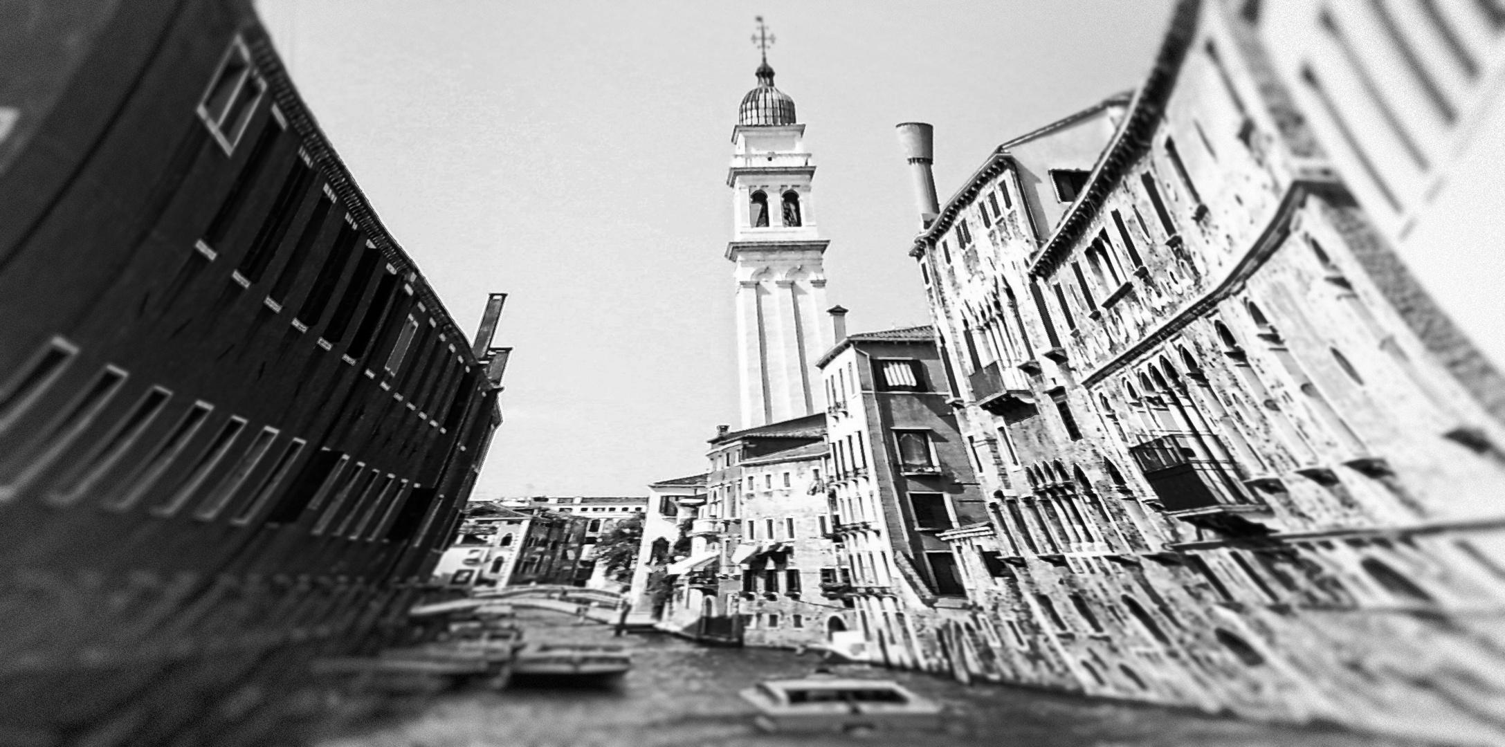 Fear and Loathing in Venedig