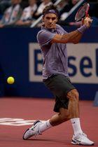 Federer Roger Davidoff Swiss Indoors Basel 2010