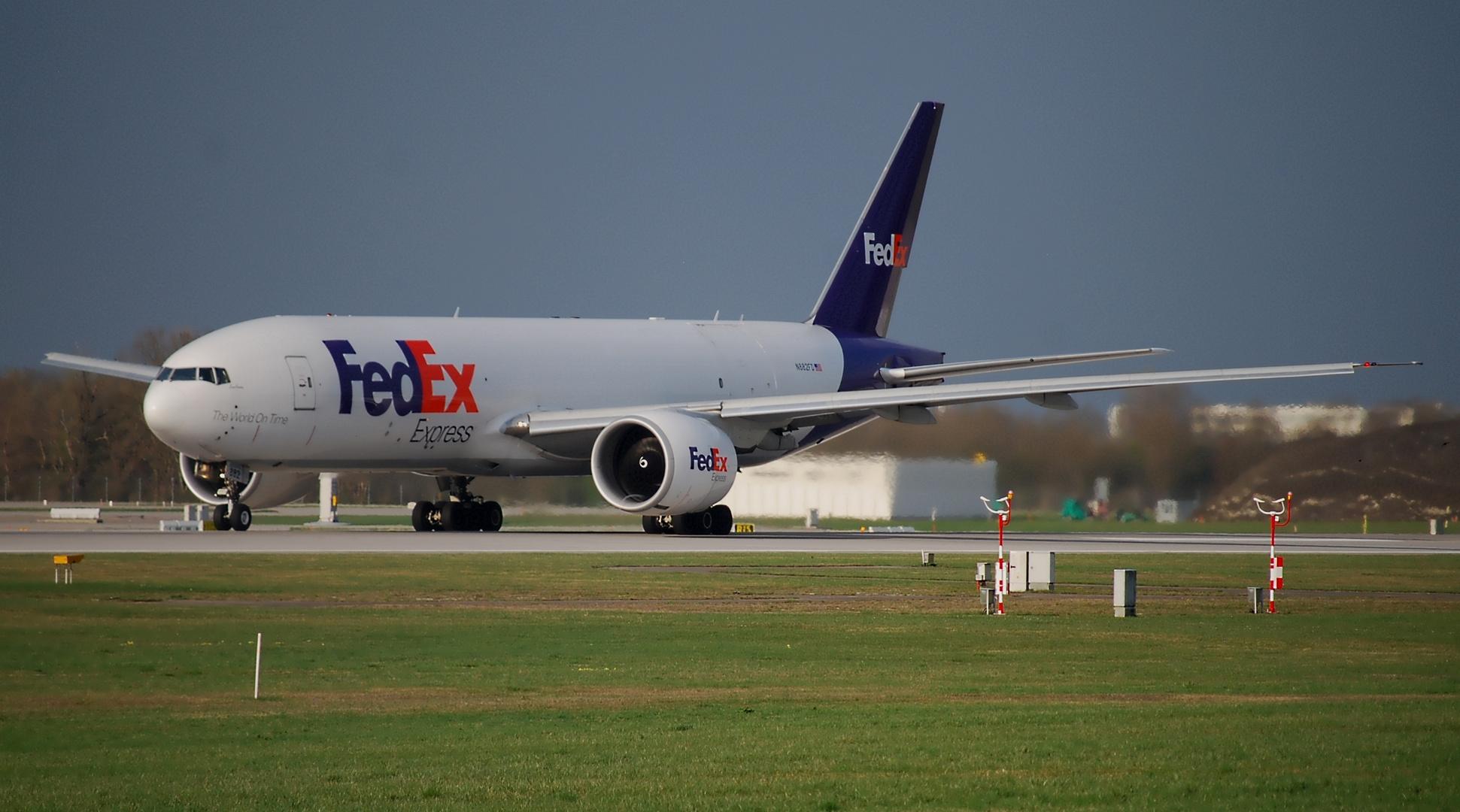 FedEx - B777-FS2