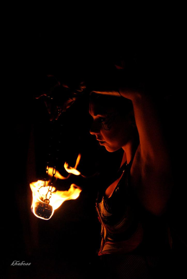fée du feu