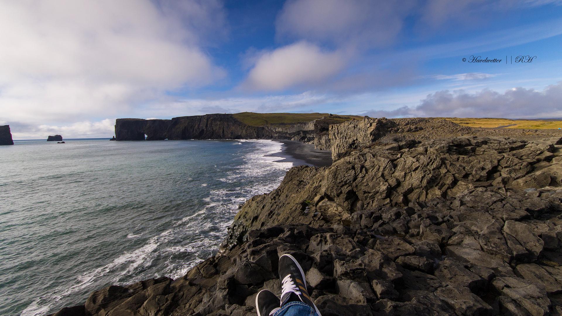 Feel free on Iceland
